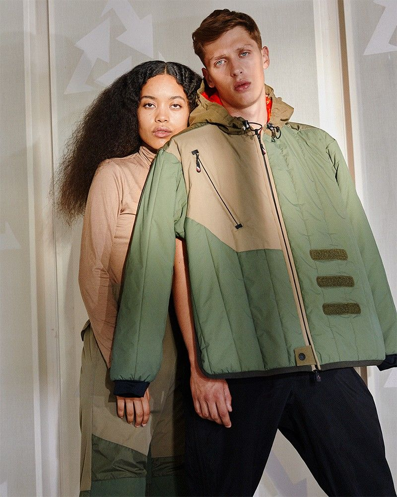Sustainable High-End Outerwear