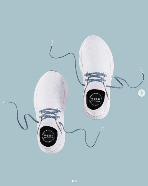 Sustainable Upcycled Shoelaces