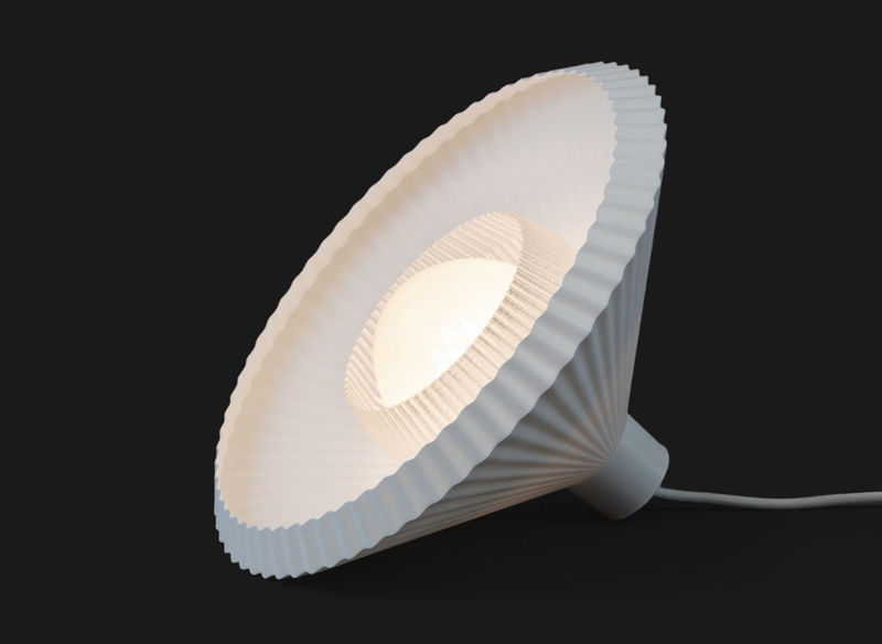Eco-Friendly 3D-Printed Lamps