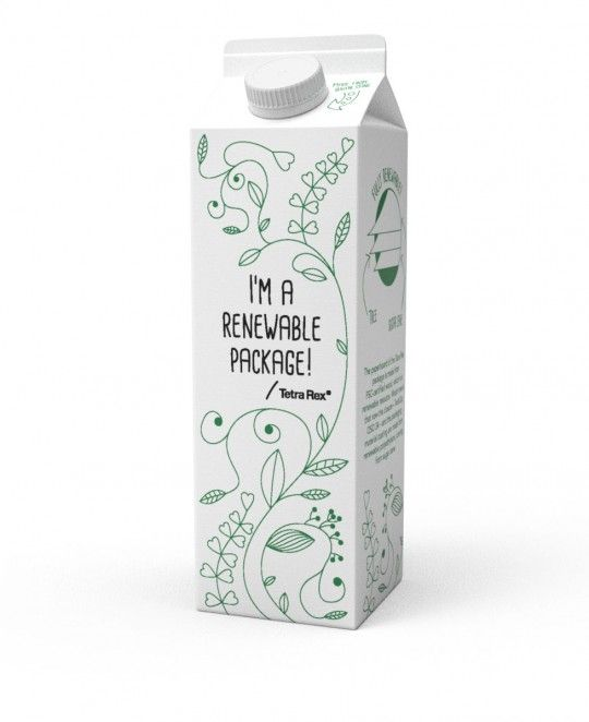Plant-Based Cartons