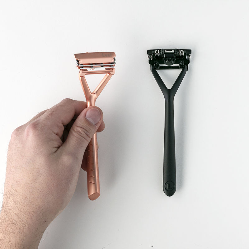 Zero-Waste Shaving Razors