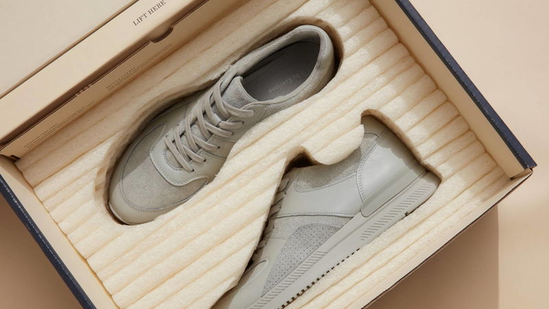 Sustainable Sneaker Packaging
