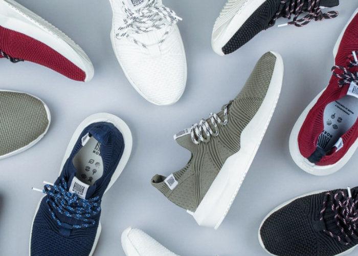 Low-Impact Eco Sneakers
