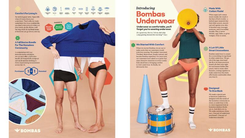Sustainable Charitable Underwear