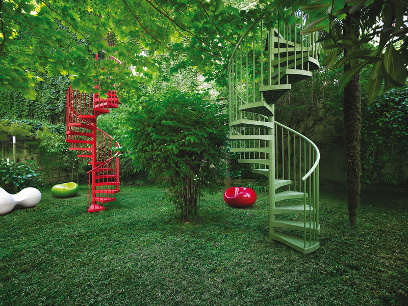 Modern Sustainable Staircases