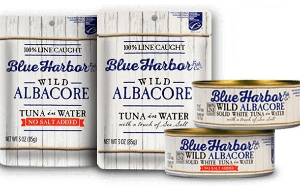 Sustainable Tuna Products