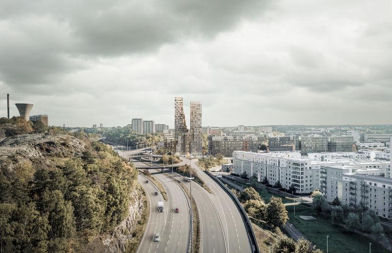 Sustainable Urban Block Proposals