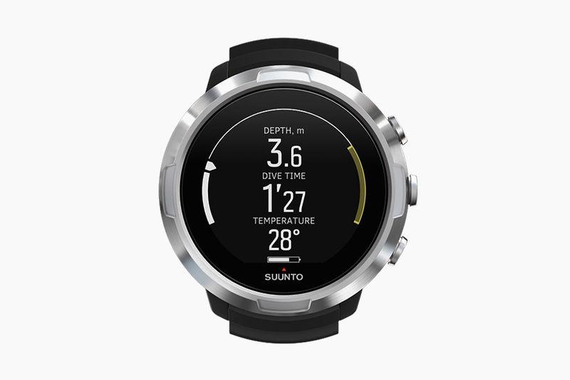 Aquatic Exploration Smartwatches
