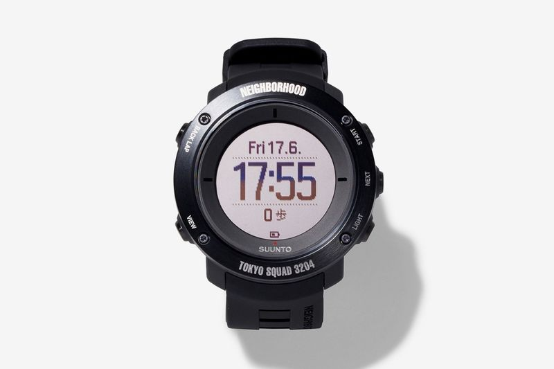 Outdoorsy Rugged Wristwatches