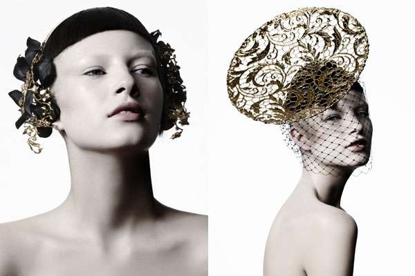 Futuristic Millinery Fashion