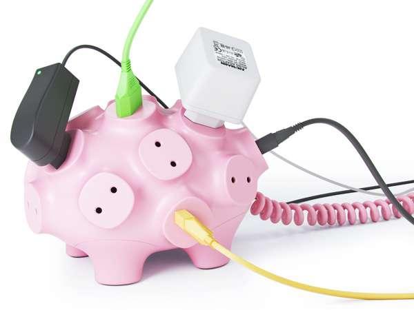Pig Nose Power Bars