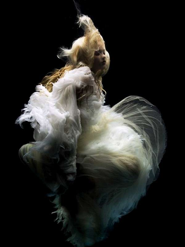 Angelic Underwater Photography