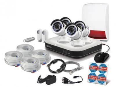 Extensive Smart Security Kits