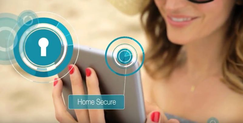 Smart Home Monitoring Systems