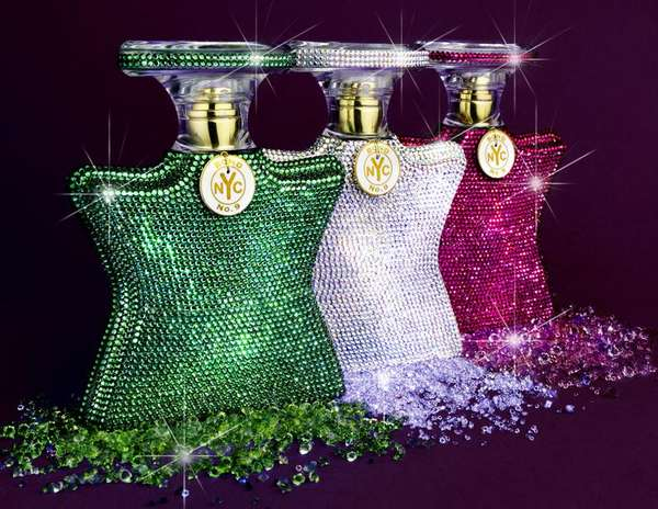 $3,500 Swarovski-Bejeweled Fragrances