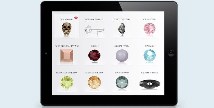 Diamond Catalog Apps