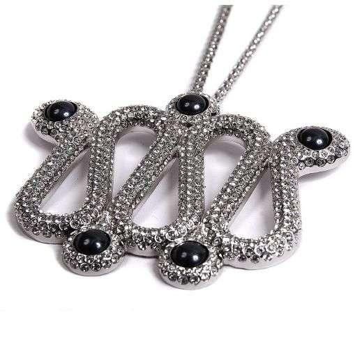 Slinky Snake Pendants
