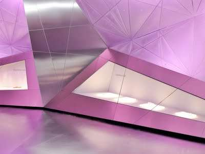 Faceted Jewel Interiors