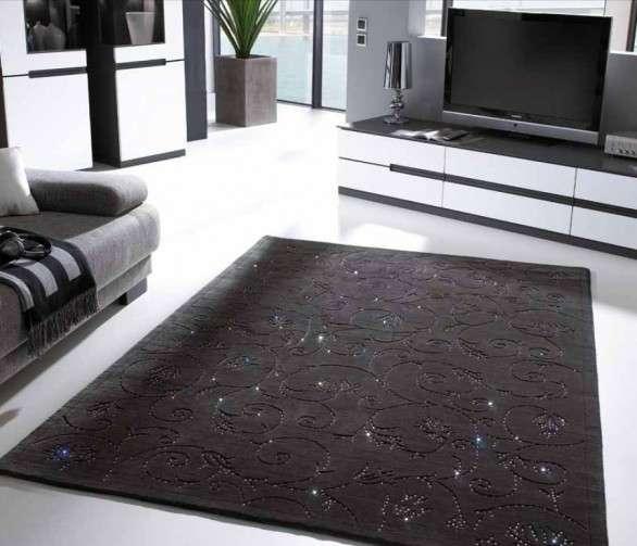 Shimmering Floor Mats