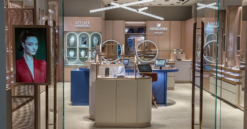 Interactive Jewelry Shops