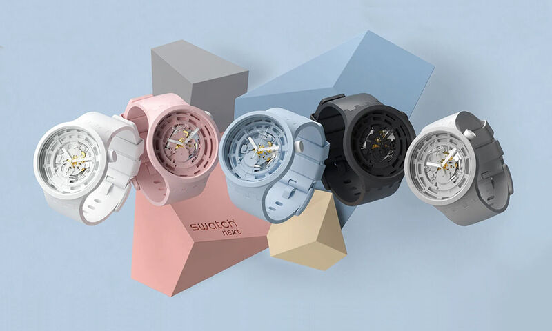 Bold Bioceramic Timepieces