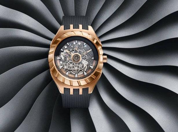 Skeletal Paramagnetic Timepieces