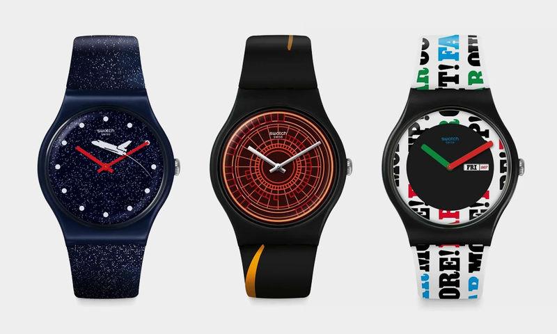 Accessible Secret Agent Timepieces