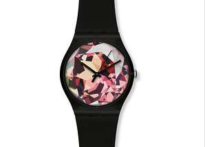 Graffiti-Inspired Timepieces