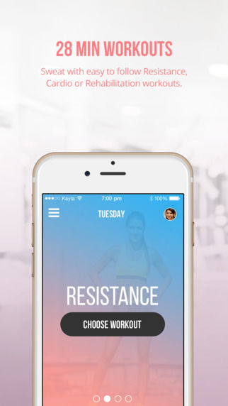 Quick Fitness Apps