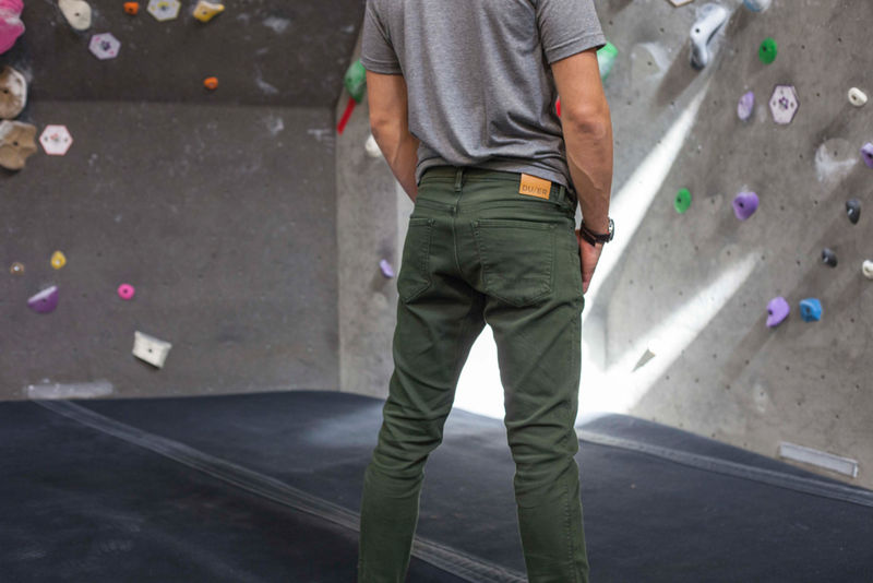 Sweat-Absorbing Dress Pants
