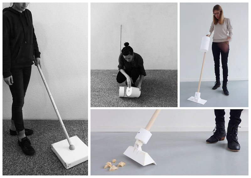 Robotic Brooms