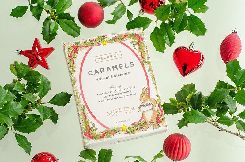 All-Caramel Advent Calendars