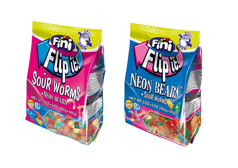 Double-Sided Candy Packs