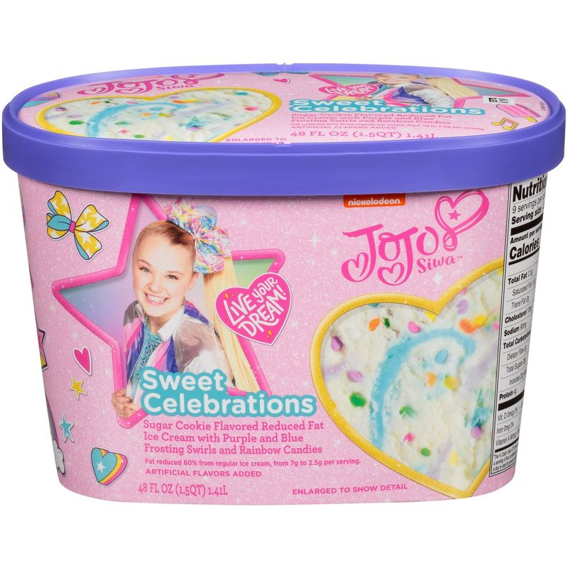 Teen Influencer Ice Creams