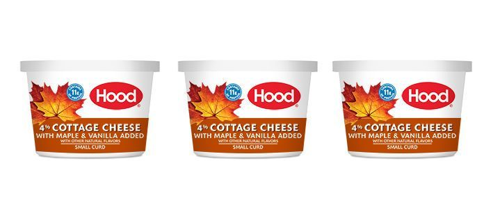 Maple Cottage Cheese Cups