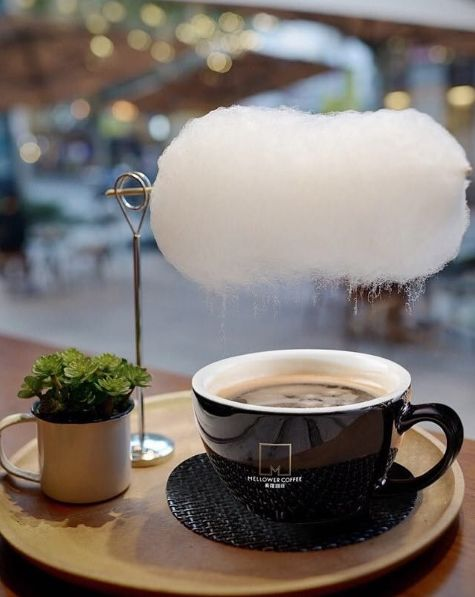 Mystical Floating Cloud Coffees