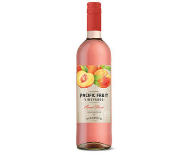 Fruity Peach-Flavored Wines