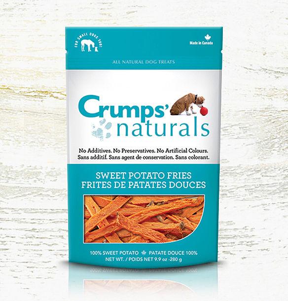 Canine Sweet Potato Snacks