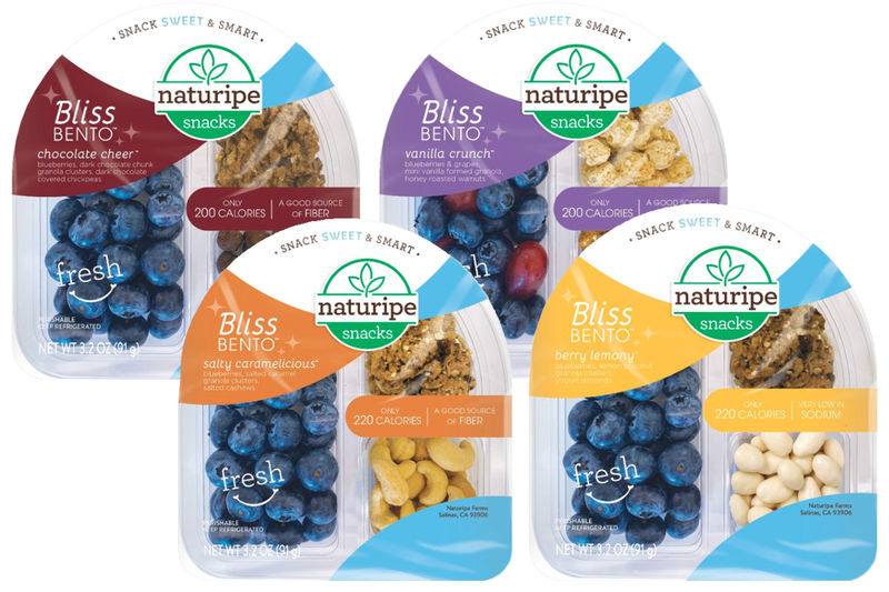 Better-for-You Sweet Snack Mixes
