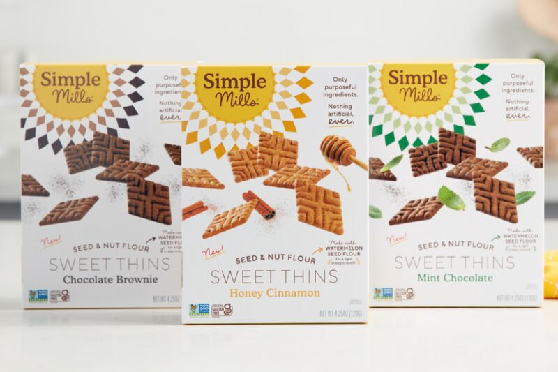 Better-for-You Cookie Thins