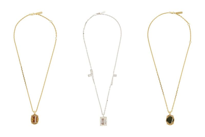Shimmering Crystal Jewelry
