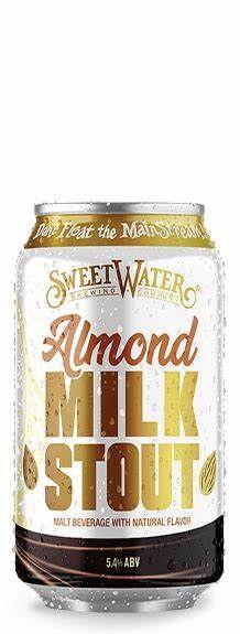 Dairy-Free Almond Milk Stouts