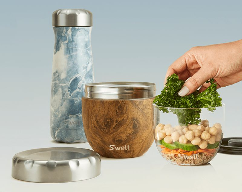 Nesting Food Bowls