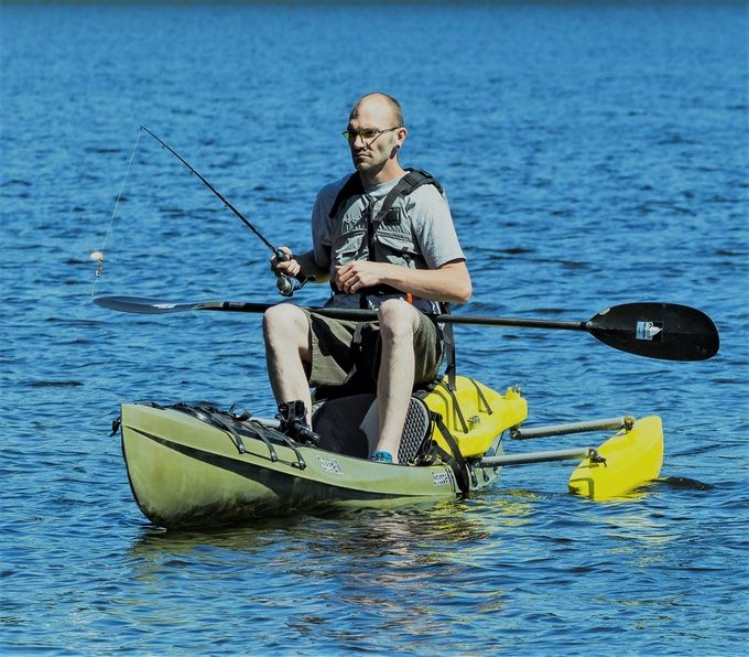 Speedy Sit-On-Top Kayaks
