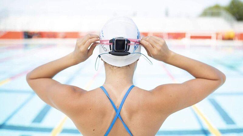 Smartwatch Swimming Headphones