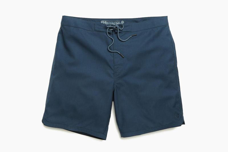 Wool-Based Swim Shorts