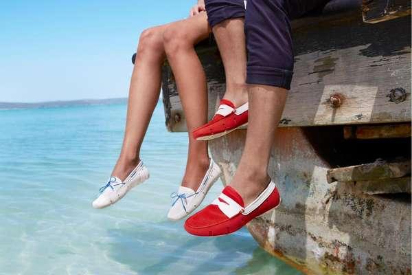 Waterproof Loafers