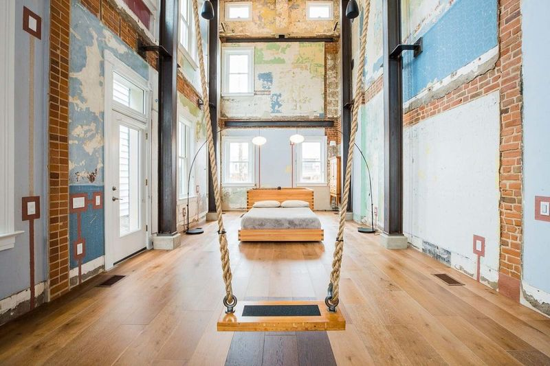 Public Art Installation Apartments