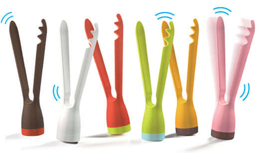 Standing Swinging Utensils