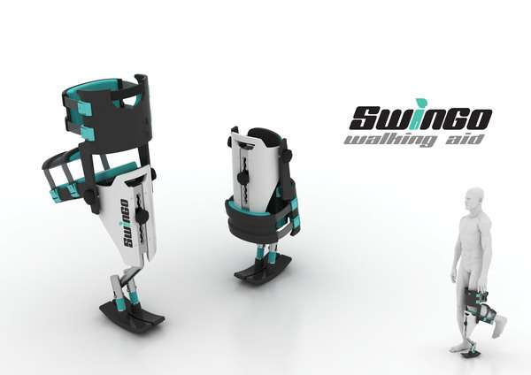 Spare Leg Prosthetics